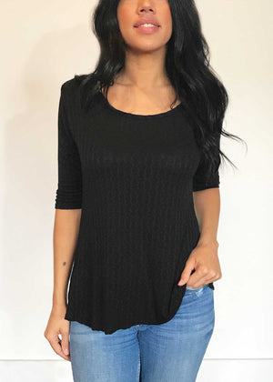 plume and thread-tops-black-audrey top-front
