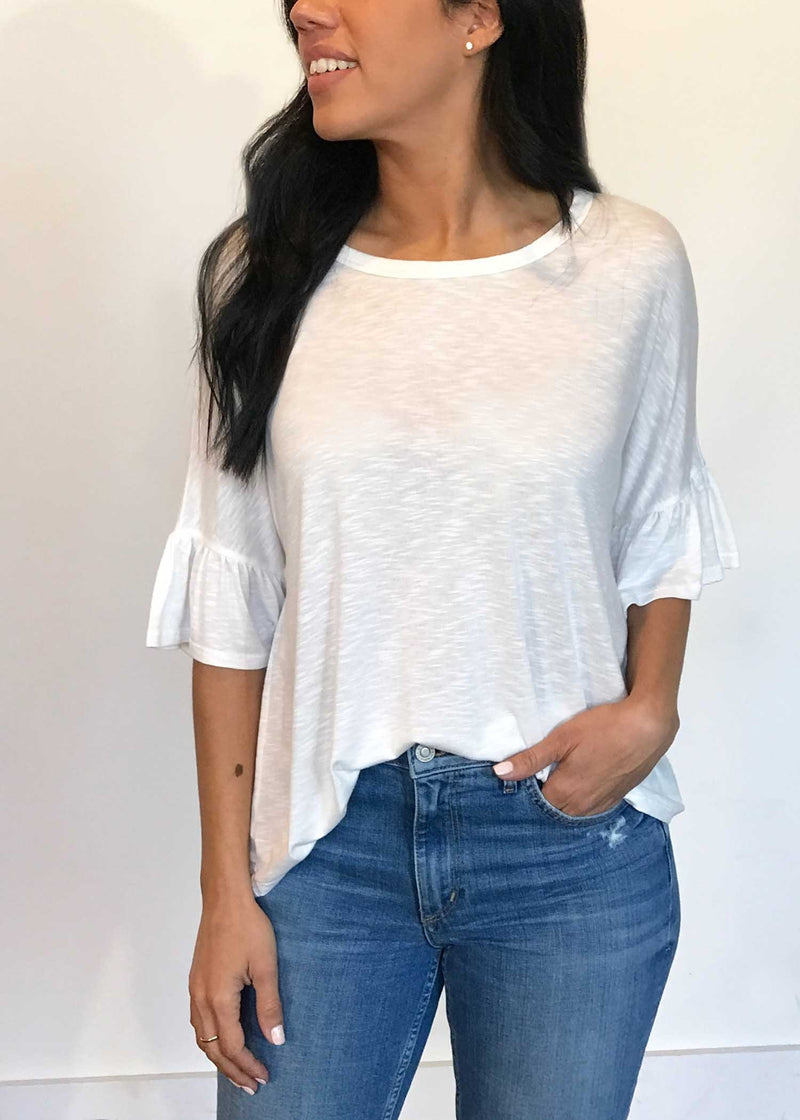 plume and thread-tops-natural-penelope slub top-front
