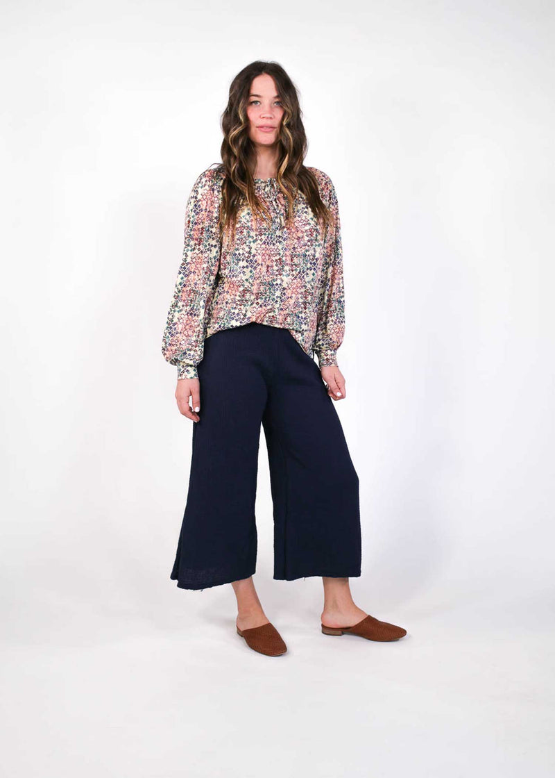plume and thread-tops-natural-sydney indie print top