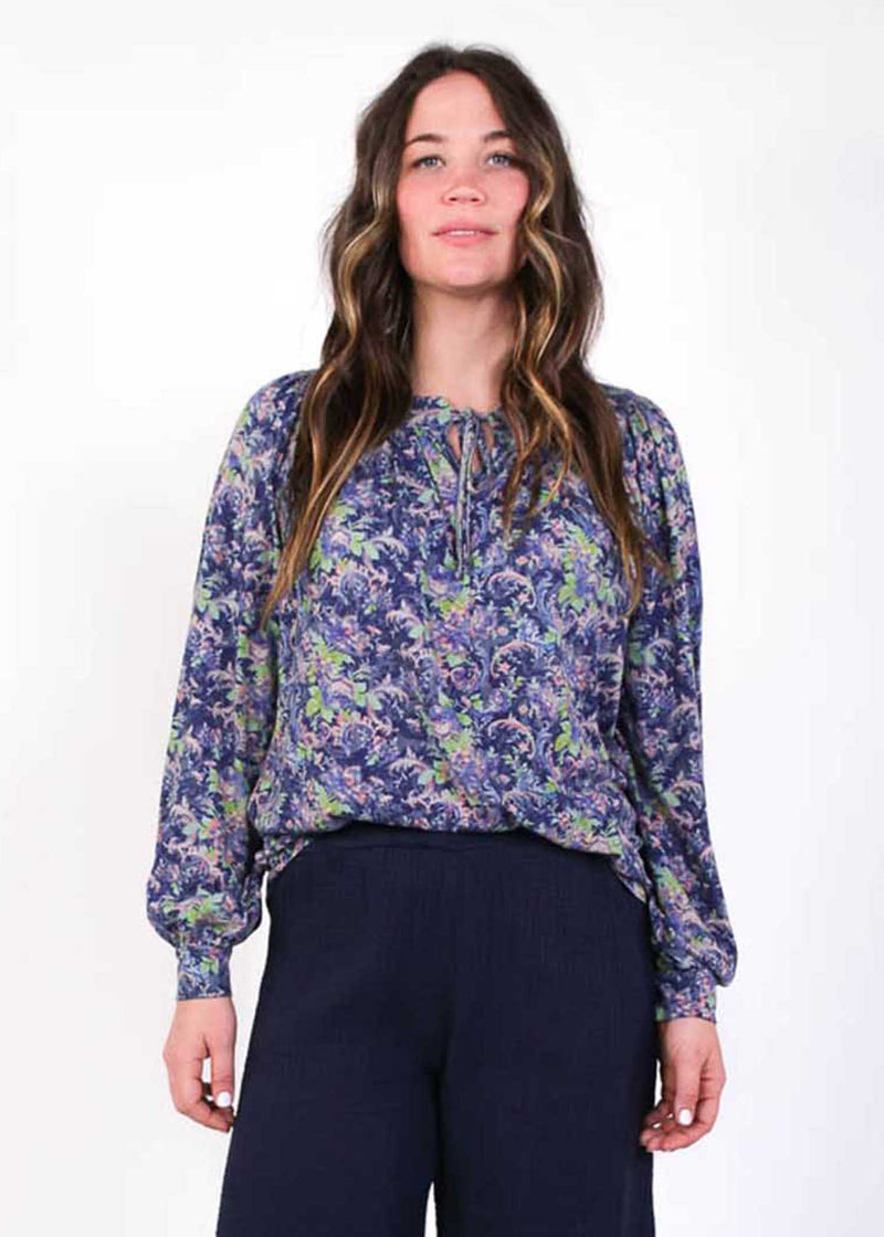 plume and thread-tops-sydney floral top