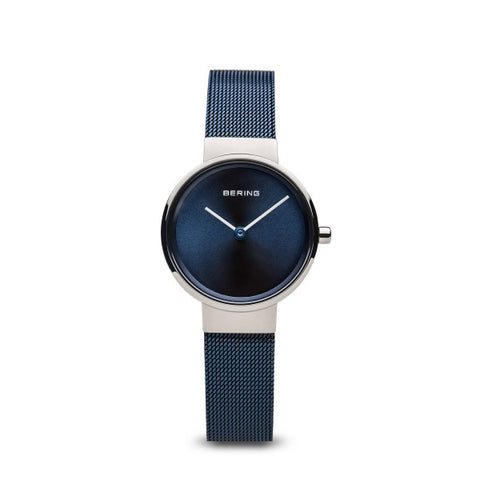 Bering Watch Ladies Blue Dial