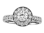 Perfect Together Canadian Diamond Engagement Ring