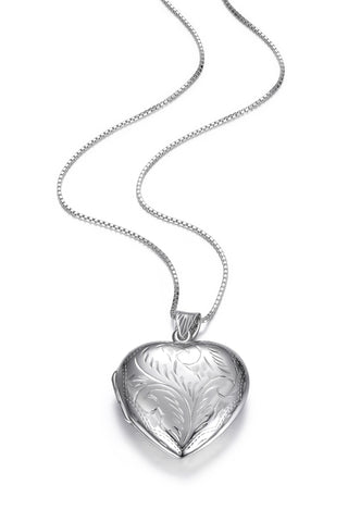 Reign Heart Locket