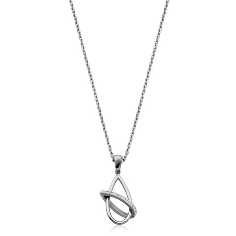 Steelx Orbit Necklace