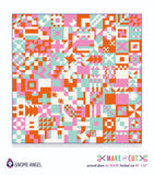 PDF: Make the Cut: 100 Block Pictorial Quilt Sampler - Foundation Paper Piece (FPP)