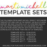 From Marti Michell Template Kinship Bundles