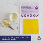 Nine Patch Ruler - Available in 7 Sizes - Marti Michell