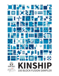 PDF: Kinship: 100 Block Fusion Sampler - Machine Piece