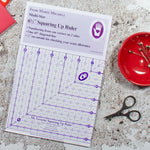 "6.5"" Squaring Up Ruler - Marti Michell"