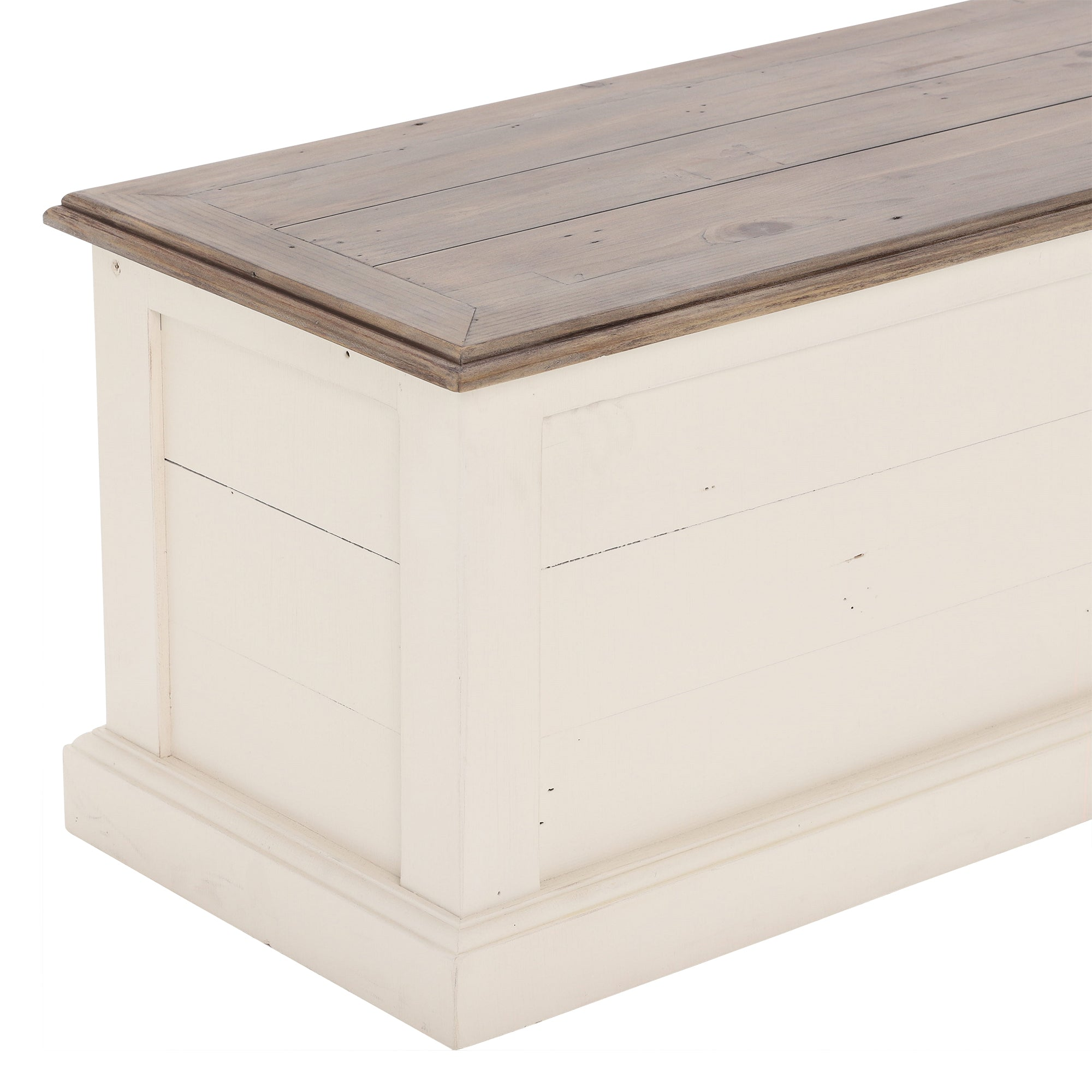 Country Cottage Blanket Box