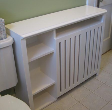 RADIATOR COVER - COUNTRY COTTAGE