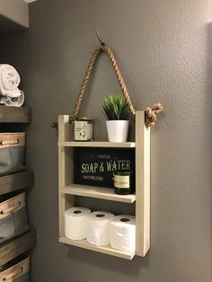 FARMHOUSE  SHELVING UNIT