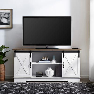 COUNTRY COTTAGE TV/MEDIA UNIT