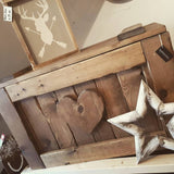 TOY BOX - RUSTIC WOODLAND