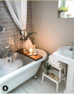 BARNHOUSE WOODLAND BATH BOARD