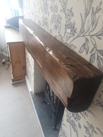 REDWOOD MANTELS