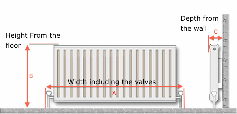 RADIATOR COVER - WOODLAND