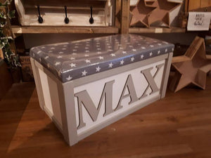 TOY BOX - COTSWOLD