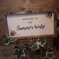 Welcome To Our Summer house