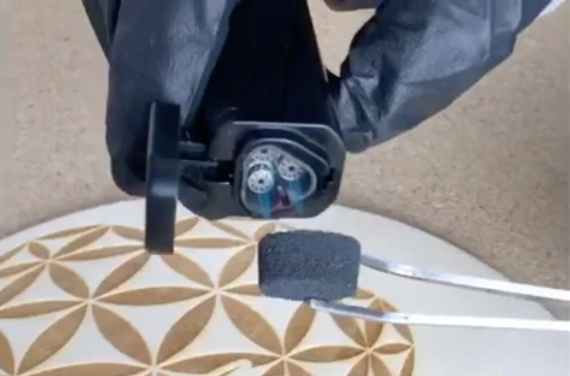 CLEANING YOUR VAPOR STONE