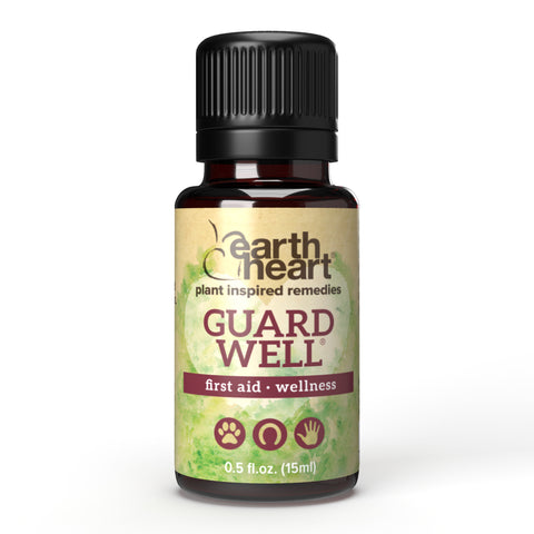 Earth Heart® Guard Well® Essential Oil Blend - 15 ml