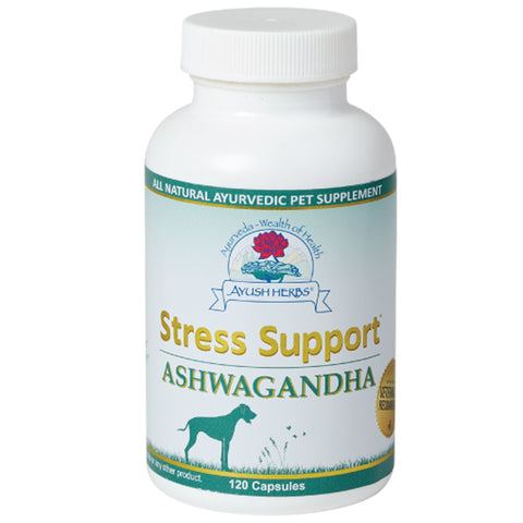 Ayush ASHWAGANDA for stress and cognitive issues - 120 caps