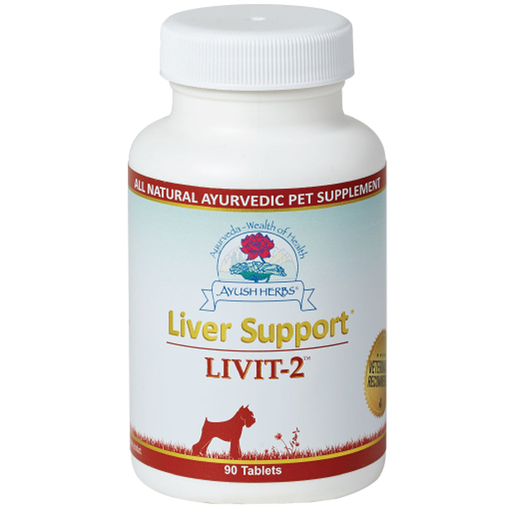 Ayush LIVIT-2 for liver support - 90 tablets