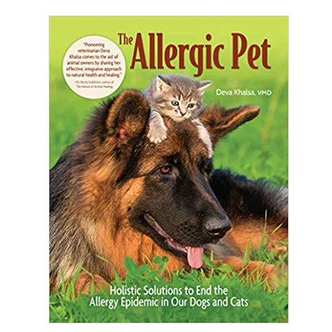 The Allergic Pet by Deva Khalsa VMD