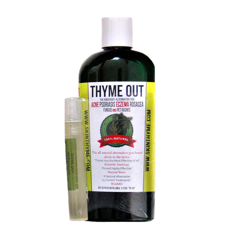 Thyme Out for Humans - 8oz