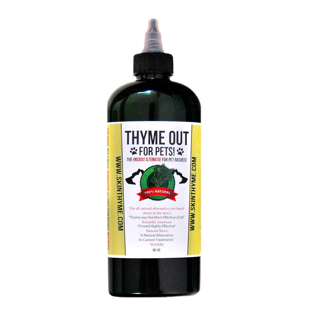 Thyme Out for Pets - 8 oz