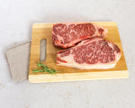 New York Strip Steak Bone In