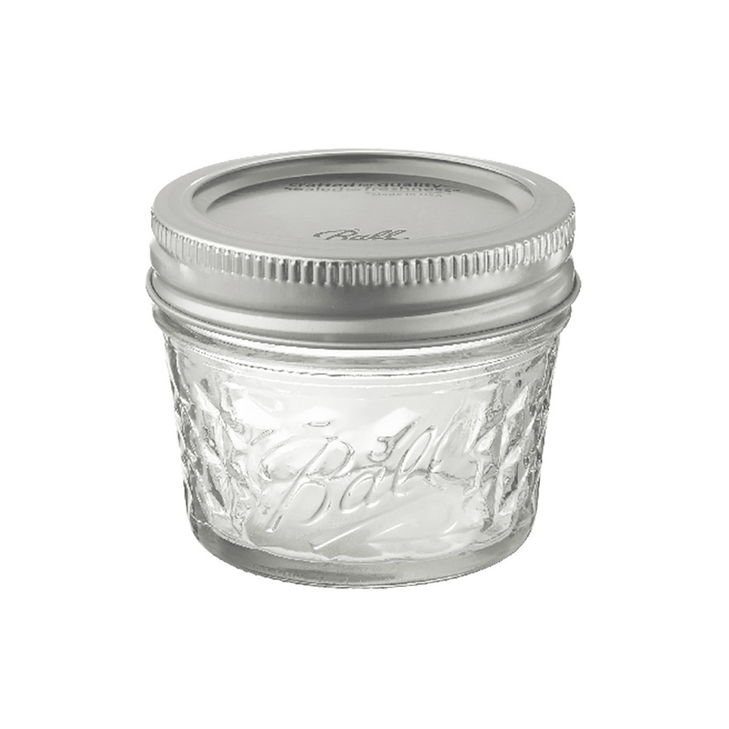 Tarro Ball Mason Jars 4 oz