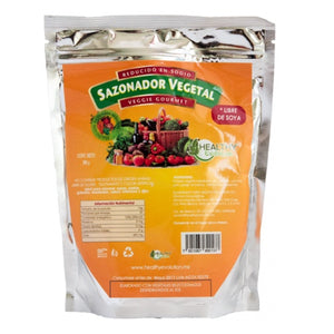 Sazonador vegetal libre de soya- Healthy Evolution