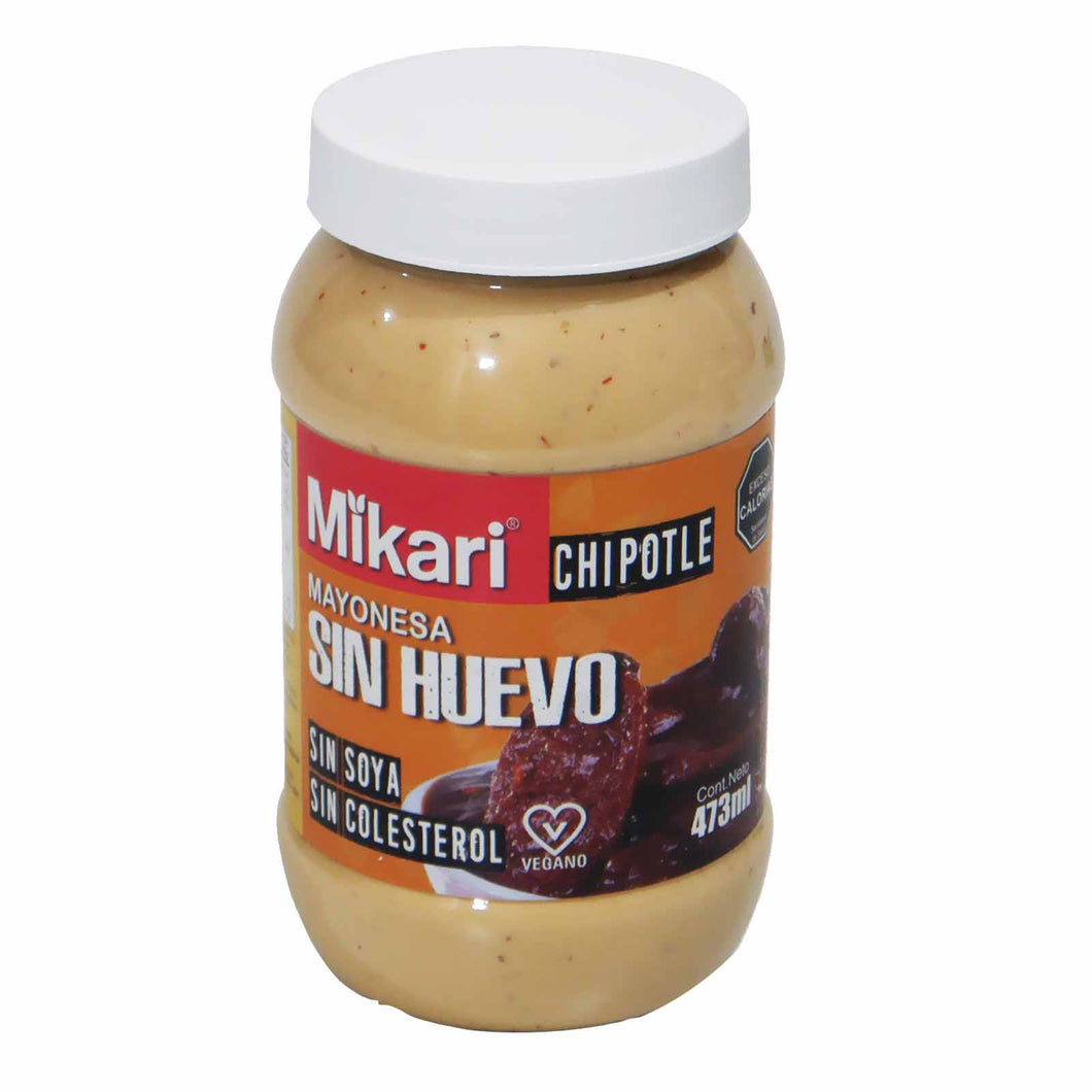 Mayonesa Chipotle Mikari 473ml