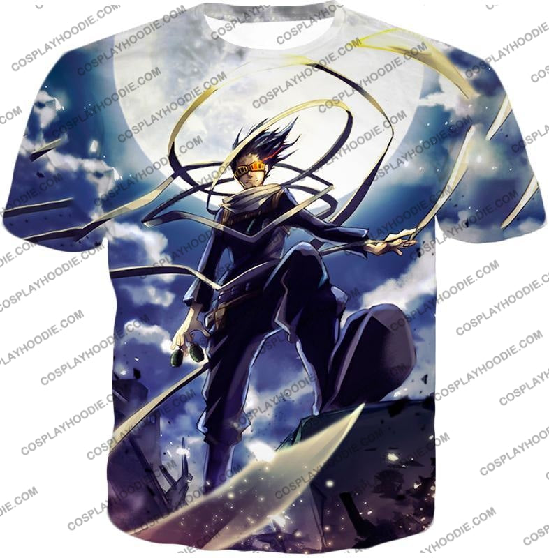 My Hero Academia Amazing Pro Eraserhead Ultimate Action T-Shirt Mha063 / Us Xxs (Asian Xs)
