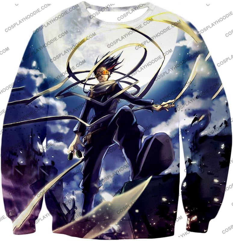 My Hero Academia Amazing Pro Eraserhead Ultimate Action T-Shirt Mha063 Sweatshirt / Us Xxs (Asian
