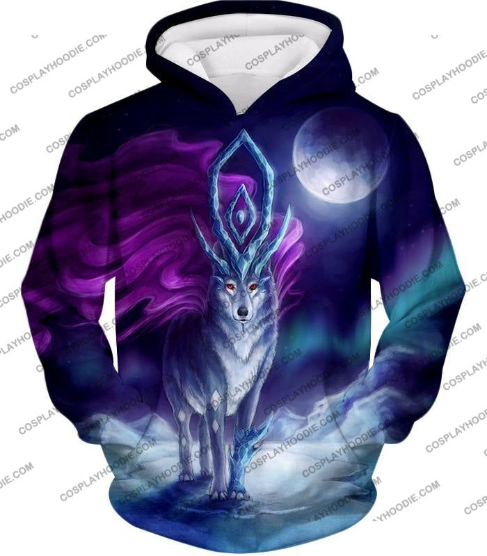 Pokemon Cool Legendary Suicune Fanart Hd Graphic Promo Anime T-Shirt Pkm134 Hoodie / Us Xxs (Asian