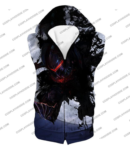 Image of Fate Stay Night Berserker Lancelot Of The Lake Action T-Shirt Fsn017 Hooded Tank Top / Us Xxs (Asian