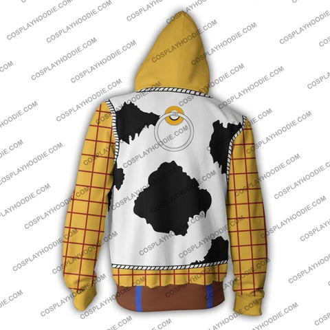 Image of Woody Toy Story Hoodie Jacket Cosplay
