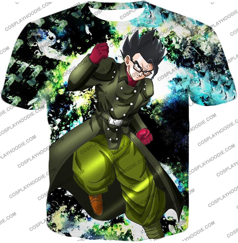 Dragon Ball Super Favourite Hero Gohan Cool Action Anime Graphic T-Shirt Dbs182 / Us Xxs (Asian Xs)