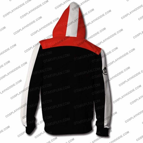 Image of The Avengers 4 Avengers: Endgame Quantum Suits Orange Zip Up Hoodie Cosplay Jacket
