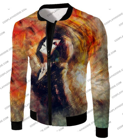 Image of Tokyo Ghoul Super Cool Fan Art Touka Kirishima Awesome Anime Graphic T-Shirt Tg084 Jacket / Us Xxs