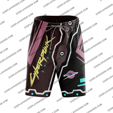 Image of Cyberpunk 2077 V1 Board Shorts