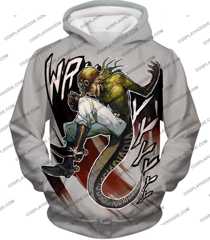 Diego Brando Stand Scary Monsters Anime Action T-Shirt Jo049 Hoodie / Us Xxs (Asian Xs)