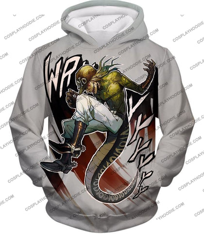 Image of Diego Brando Stand Scary Monsters Anime Action T-Shirt Jo049 Hoodie / Us Xxs (Asian Xs)