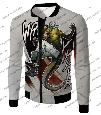 Image of Diego Brando Stand Scary Monsters Anime Action T-Shirt Jo049 Jacket / Us Xxs (Asian Xs)
