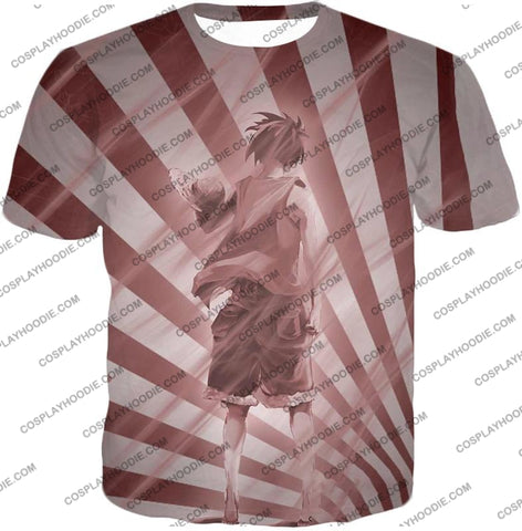 Image of One Piece Cool Pirate Captain Straw Hat Luffy Dreams T-Shirt Op050 / Us Xxs (Asian Xs)