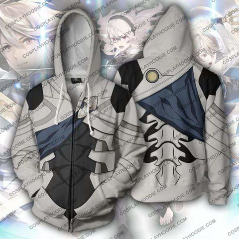 Image of Fire Emblem Hoodie - Corrin Jacket Cosplay