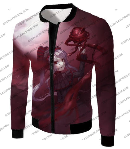 Image of Overlord The Bloody Valkyrie Shalltear Bloodfallen Ultimate Action Promo T-Shirt Ol061 Jacket / Us