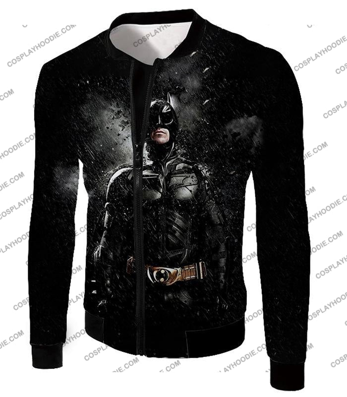 Graphic Promo Ultimate Action Hero Batman Cool Black T-Shirt Bm068 Jacket / Us Xxs (Asian Xs)